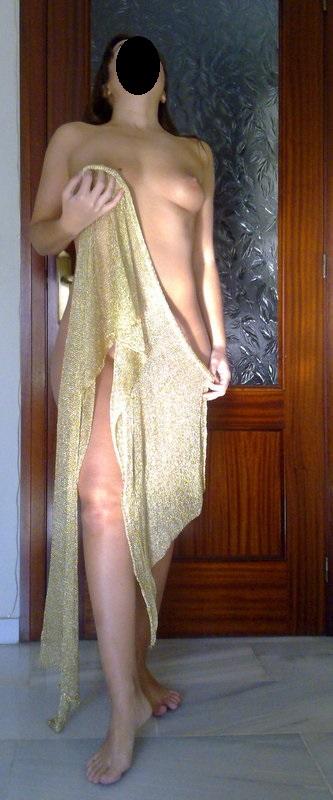 Ooopssss, parezco una elegante romana!