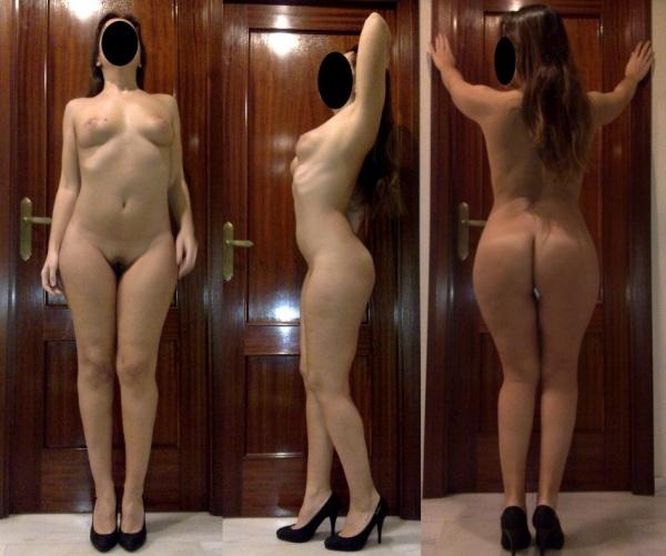 ¿O mejor desnuda?