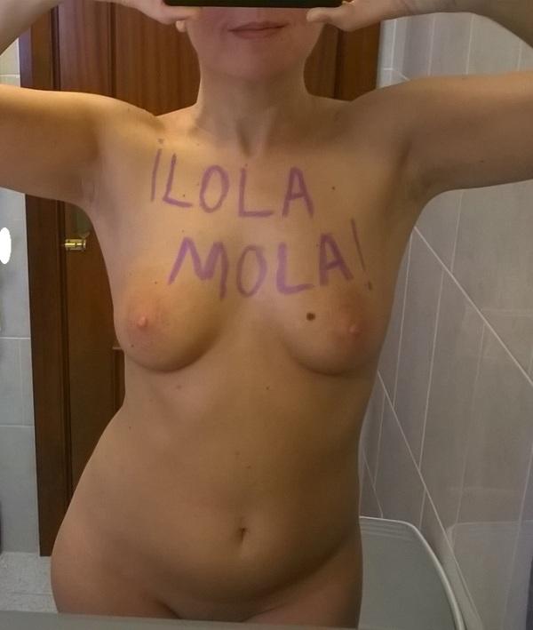 ¡¡Gracias, Lola!!